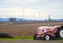 Idealne farby do malowania ciągnika i maszyn rolniczych